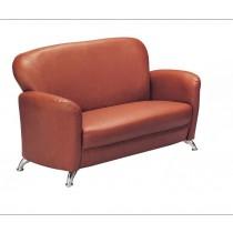 777型乳膠皮雙人沙發