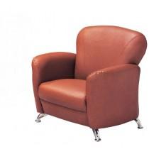 777型乳膠皮單人沙發