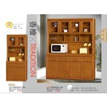 5.2尺香檜餐櫃(全組)