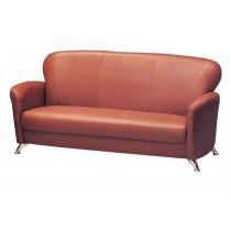 777型乳膠皮三人沙發