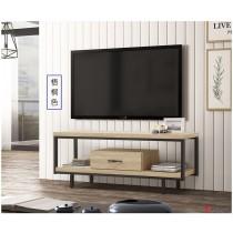 F363型4尺工業風電視櫃/長櫃(共三色)