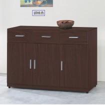 799型4尺餐櫃/碗盤櫃(下座)(共兩色)
