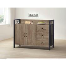 品味5尺餐櫃/碗盤櫃(703)(共兩色)