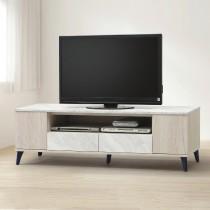 白橡色5尺電視櫃/長櫃(B555)
