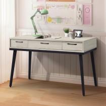 B207型白橡色4尺書桌