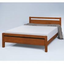 1815型維拉5尺實木雙人床
