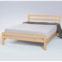 1812型傑森6尺實木雙人床