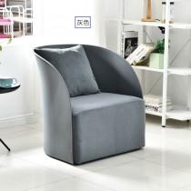 洛里昂灰色造型休閒椅(共四色)