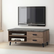 橡木美耐皿仿石4尺電視櫃(P618)