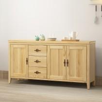 亞道夫5.3尺原木色餐櫃/碗盤櫃(下座)
